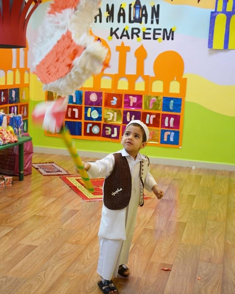 Ramadan's Garangao Celebration at KIPS!